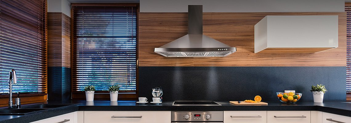 راهنمای خرید هود آشپزخانه - مناسب ترین هود برای آشپزخانه شما
