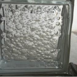 بلوک شیشه ای مدل حبابی