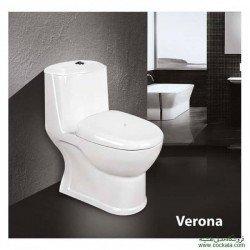 توالت فرنگی مروارید مدل ورونا