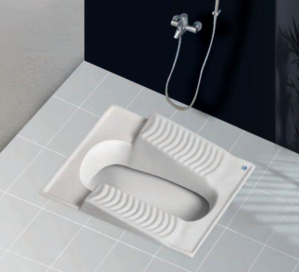 توالت زمینی - توالت ایرانی - مدل های مختلف سنگ توالت ایرانی