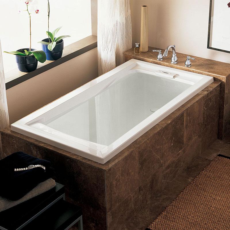 وان حمام - وان و جکوزی - ابعاد وان - مدل های مختلف وان