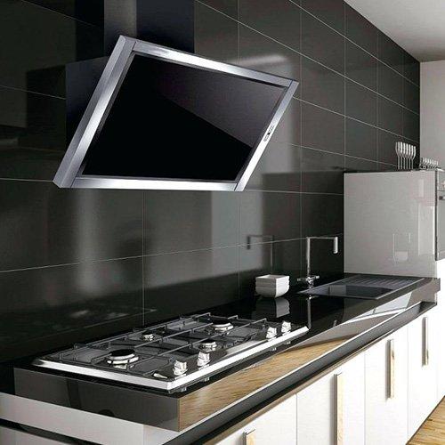 هود آشپزخانه اریب